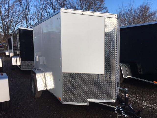 2018 Pace American JV 5X8 Enclosed Cargo Trailer
