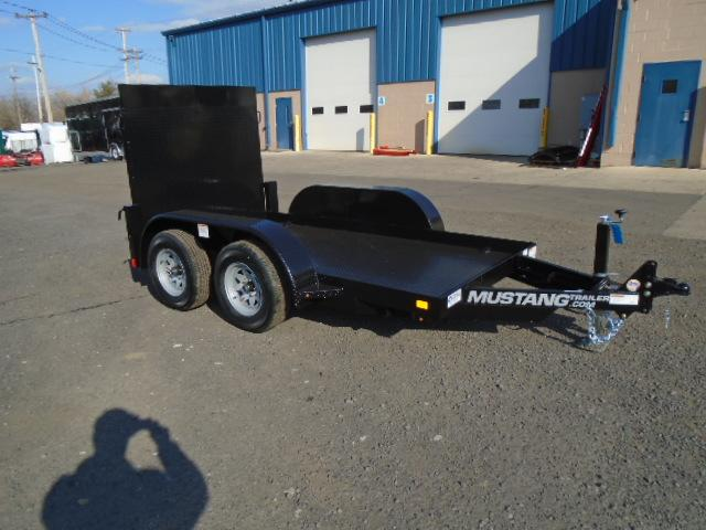2018 Mustang Trailer Manufacturing 510MA7000 Flatbed Trailer