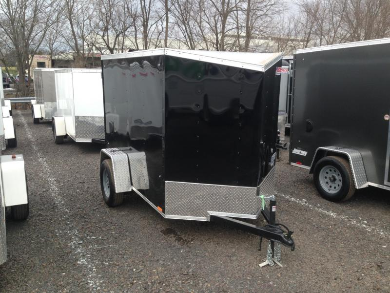 2017 Pace American OB5X8 Enclosed Cargo Trailer