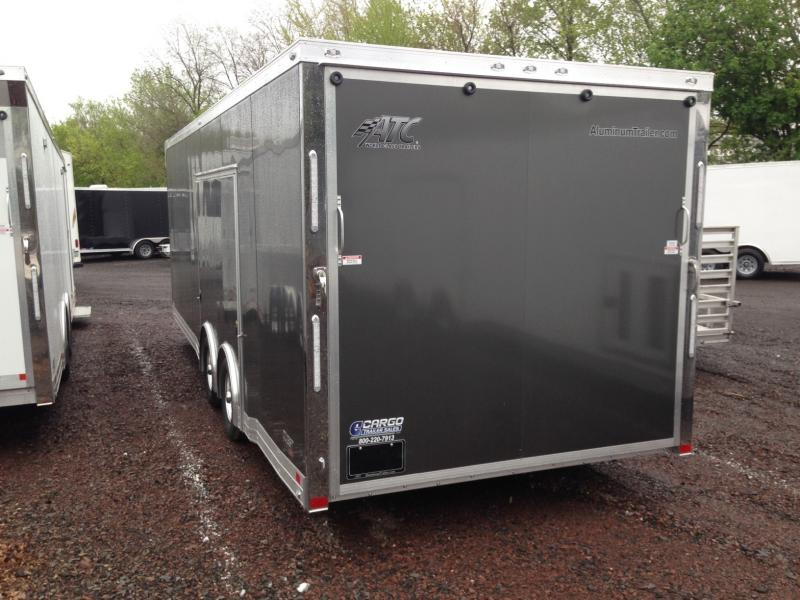 2018 Aluminum Trailer Company QSTAB8524+0-2T5.2K Enclosed Cargo Trailer