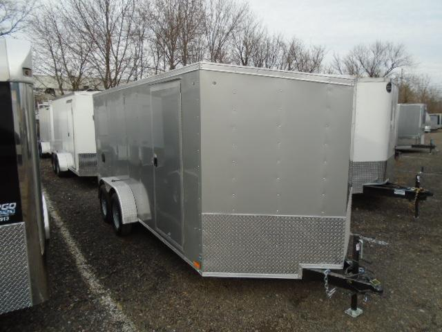 2017 Pace American OB 7X16 Enclosed Cargo Trailer