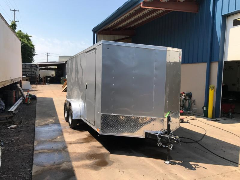 2017 Pace American OB7x14TE2 Enclosed Cargo Trailer