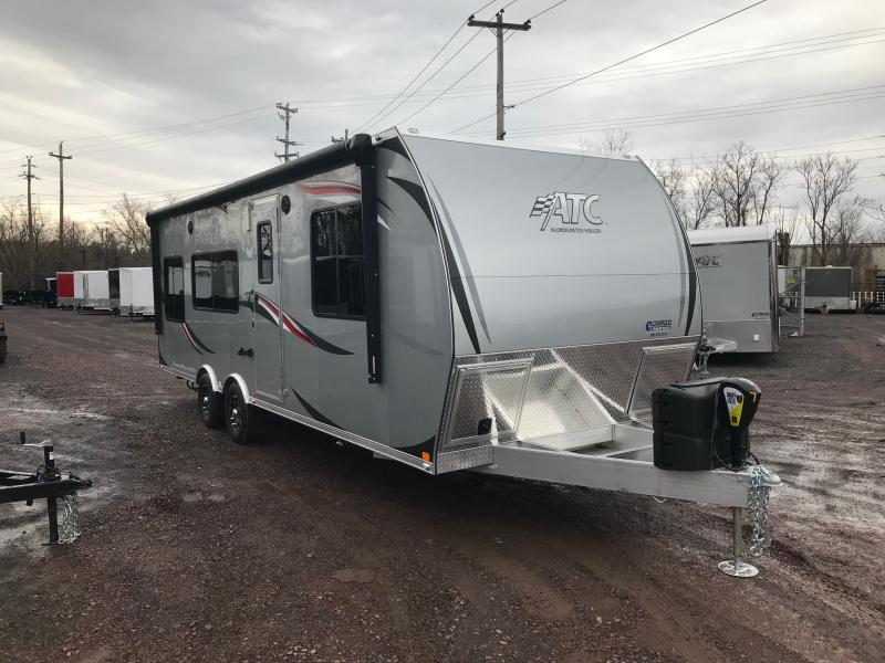 2018 Aluminum Trailer Company ARVAB8525 Enclosed Cargo Trailer