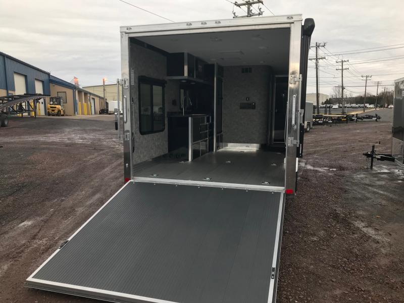 2018 Aluminum Trailer Company ARVAB8525 Enclosed Cargo Trailer