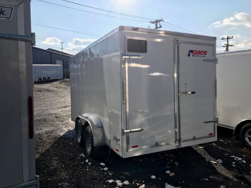 2018 Pace American OB 7X16 TE2 Enclosed Cargo Trailer