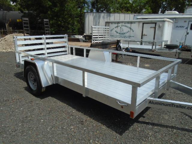 2017 Other OUTAB6012 Flatbed Trailer