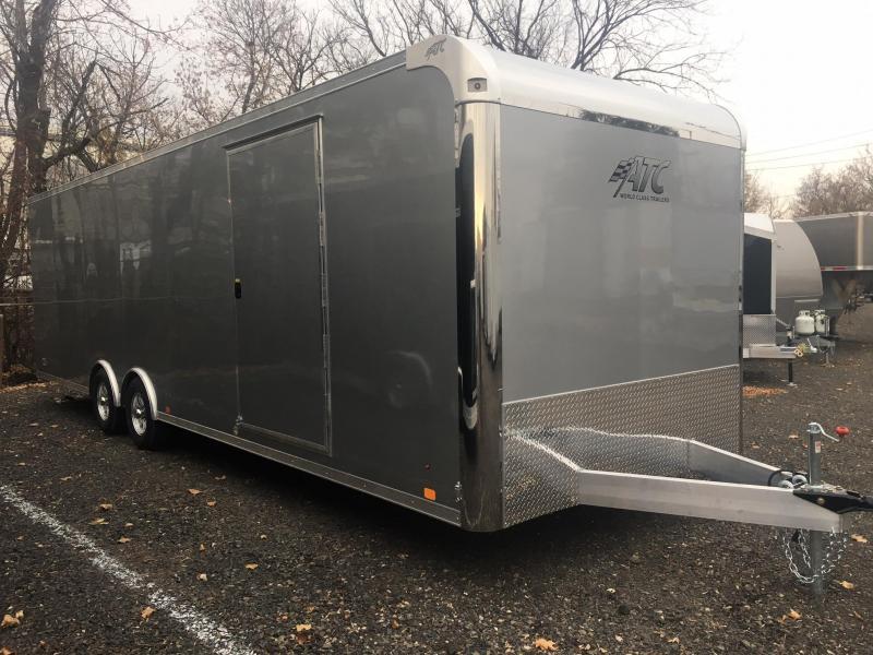 2017 Aluminum Trailer Company RAVAB8528+0-2S5.2K Enclosed Cargo Trailer