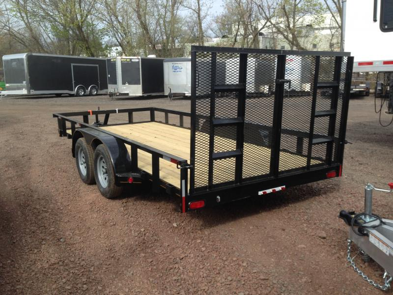 2018 Other L8216TA Utility Trailer
