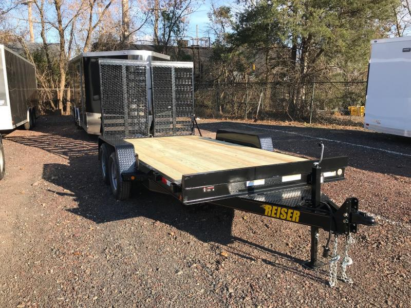 2018 Other ET1410K Flatbed Trailer