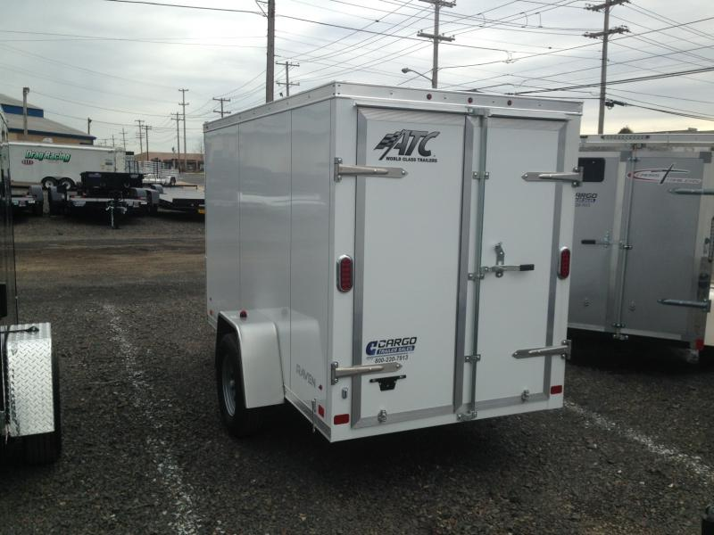 2017 Other RAVAB5010 Enclosed Cargo Trailer
