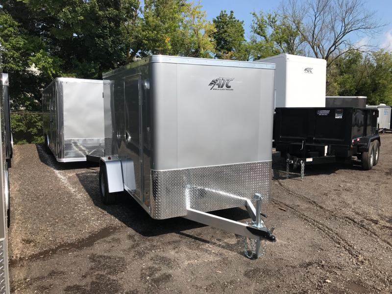 2018 Aluminum Trailer Company RAVAB6010+0-1S2.9K Enclosed Cargo Trailer