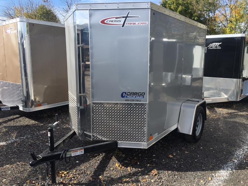 2017 Cross Trailers 58xSA Alpha Enclosed Cargo Trailer