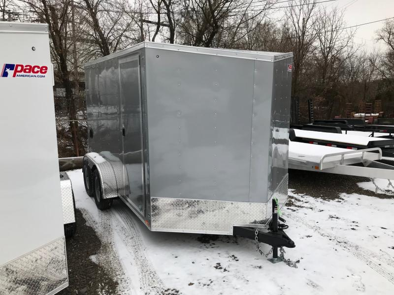 2018 Pace American OB 7x12 Enclosed Cargo Trailer