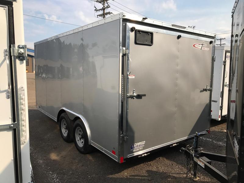 2018 Cross Trailers 816 Enclosed Cargo Trailer