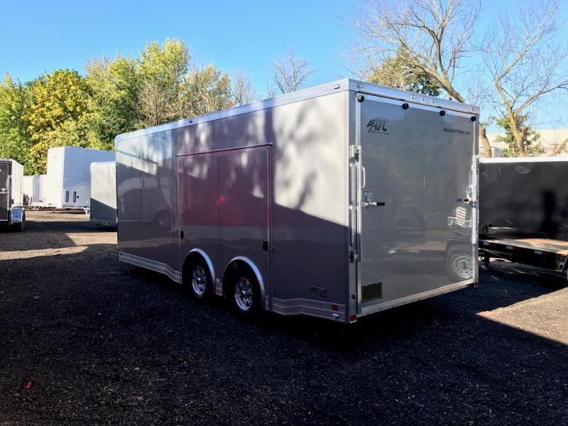 2018 Other QSTAB8520 Enclosed Cargo Trailer