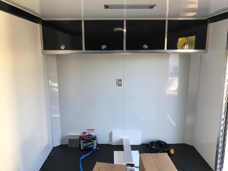 2018 Aluminum Trailer Company QSTAB8520 Enclosed Cargo Trailer