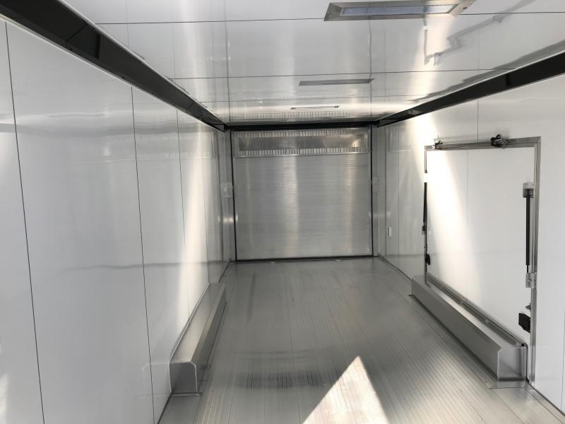 2018 Aluminum Trailer Company QSTAB8528+0-2T5.2K Enclosed Cargo Trailer