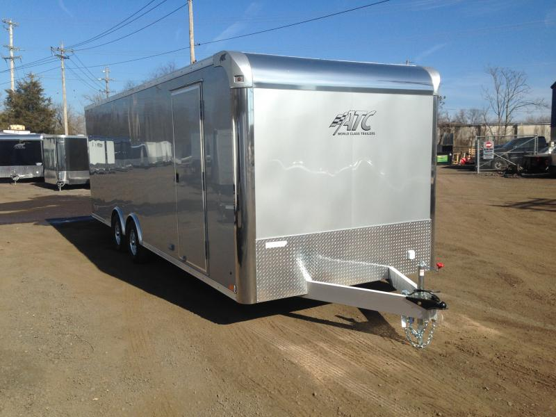 2017 Aluminum Trailer Company RAVAB8524+0-2T5.2K Enclosed Cargo Trailer