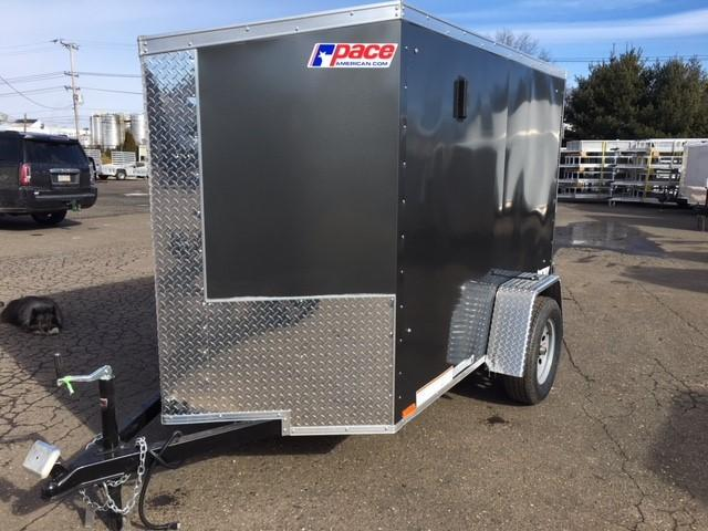 2018 Pace American JV 5xS12 Enclosed Cargo Trailer