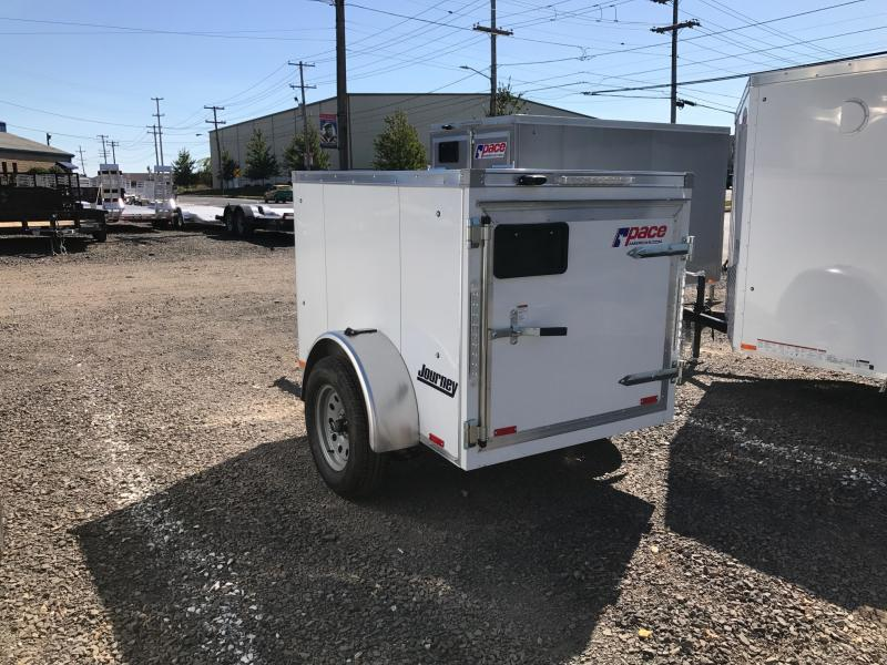 2018 Pace American JV4X6 Enclosed Cargo Trailer