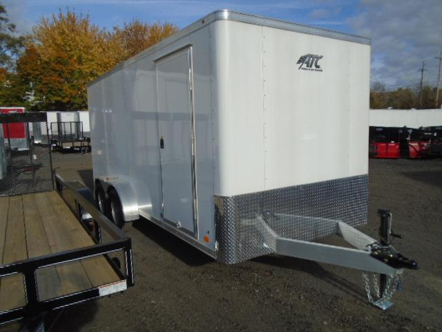 2017 Aluminum Trailer Company RAVAB7016 Enclosed Cargo Trailer