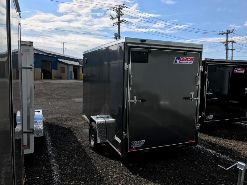 2018 Pace American JV612S12 SE Enclosed Cargo Trailer