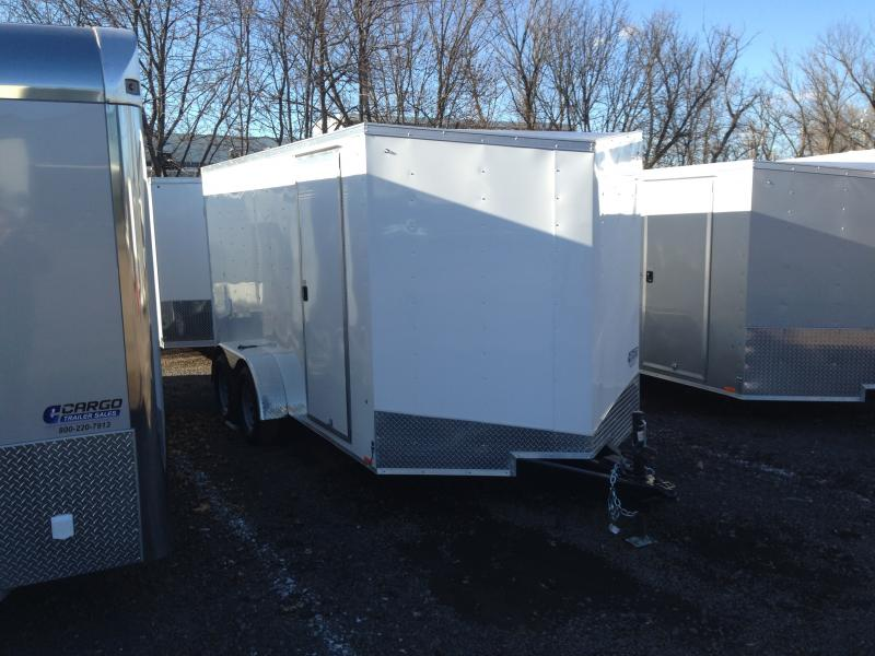 2017 Pace American OB 7X14 TE2 Enclosed Cargo Trailer