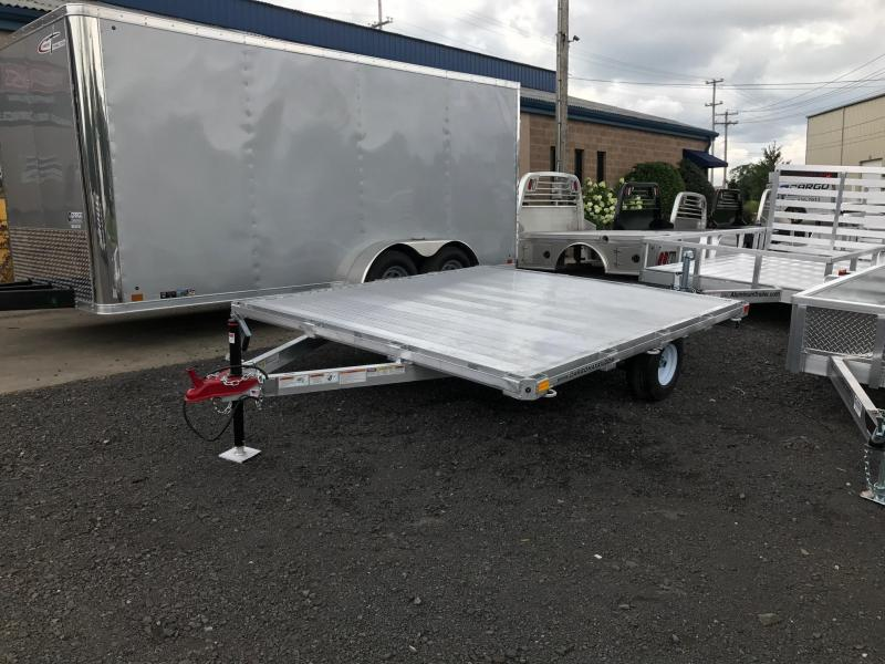 2017 SIC Metals 8.5X9 D/O ATV Flatbed Trailer