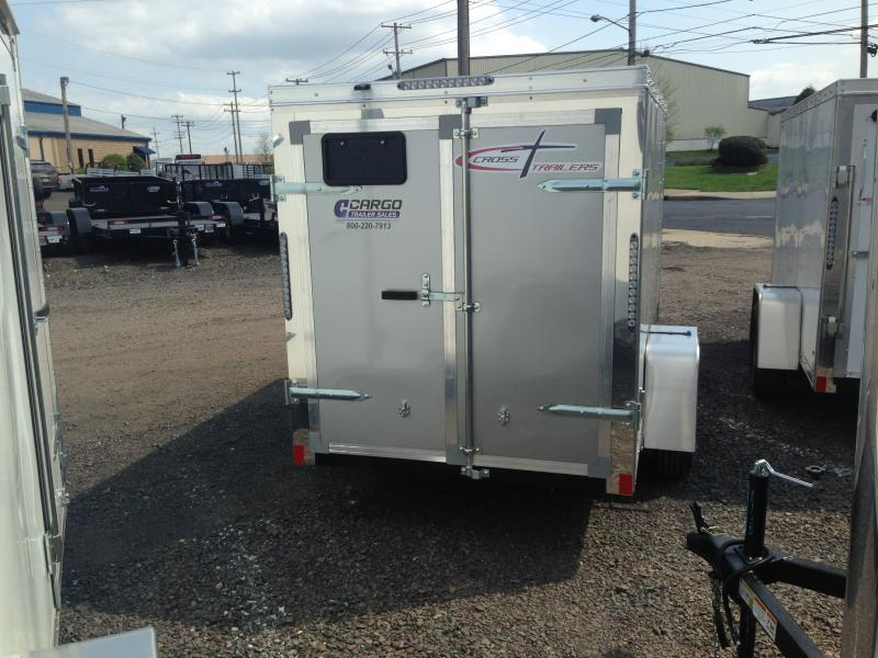 2018 Cross Trailers 510 Enclosed Cargo Trailer