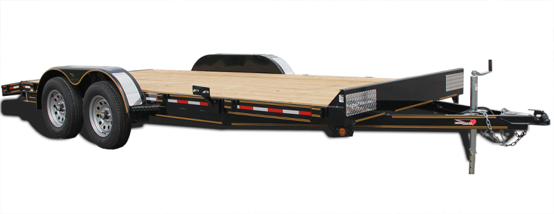 2018 Heartland RVs 76 x 16 tandem flatbed