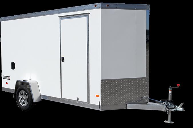 2017 Haulmark HAUV6X10DS Enclosed Cargo Trailer