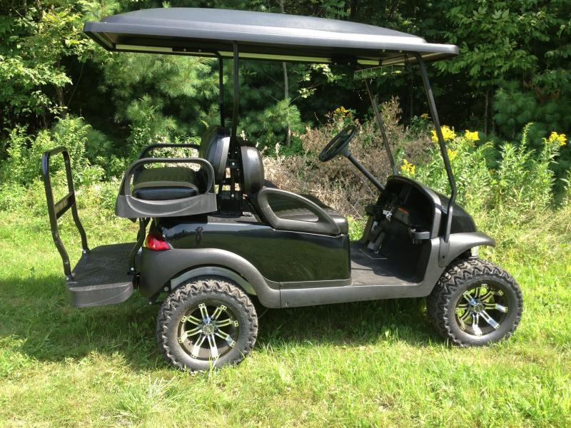 New carts club car dealer new used custom golf cart for Mercedes benz garia golf cart price