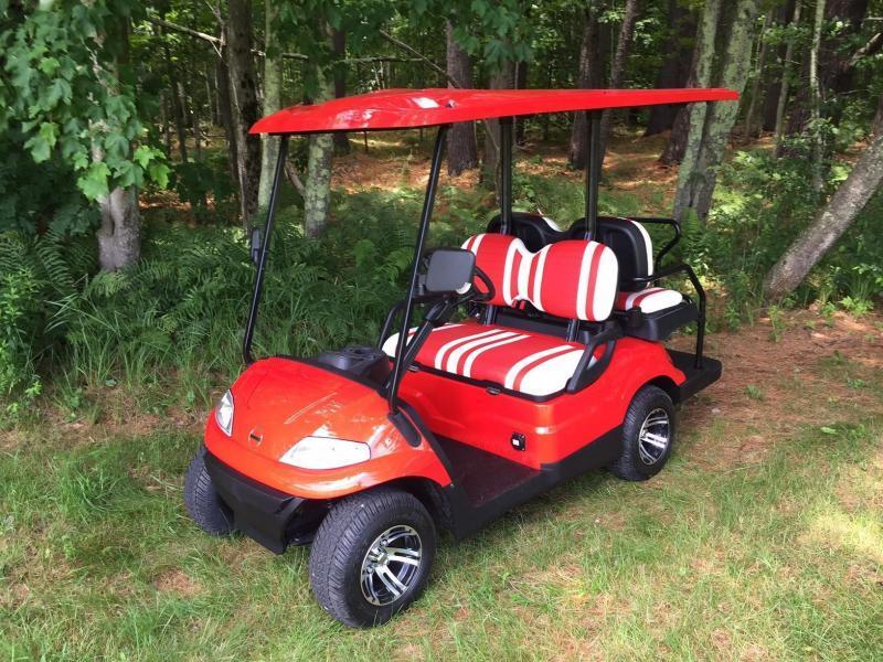 Golf cart street legal the best cart for Advanced motors and drives golf cart