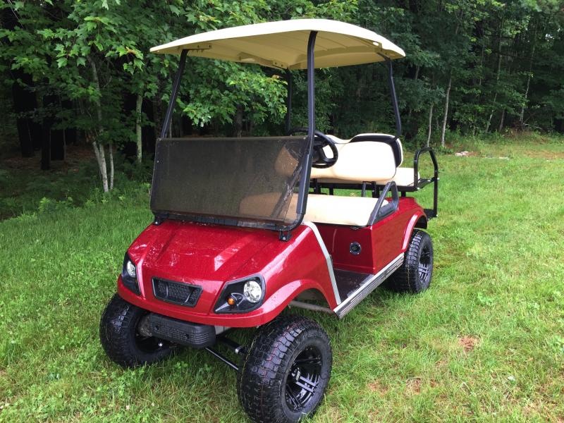 Yamaha Golf Cart Replacement Body