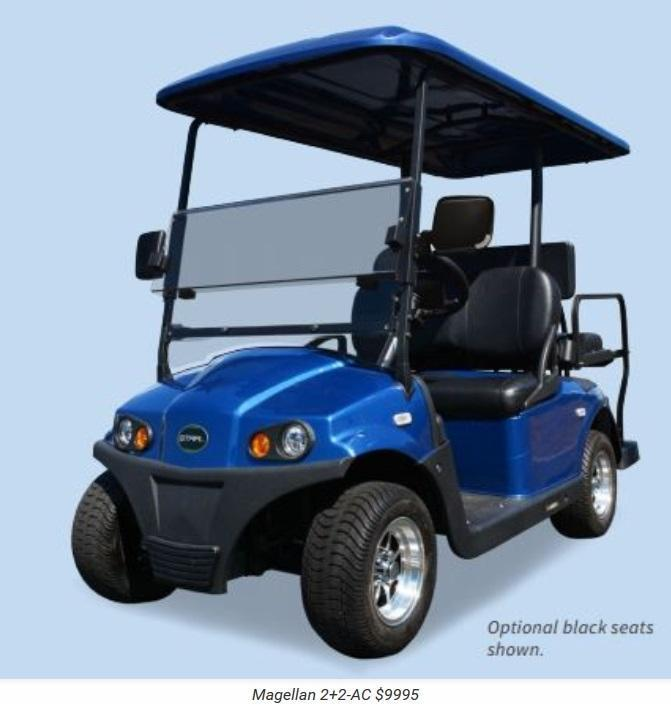 Star Magellan Ac Electric Golf Cart Kingstons Karts