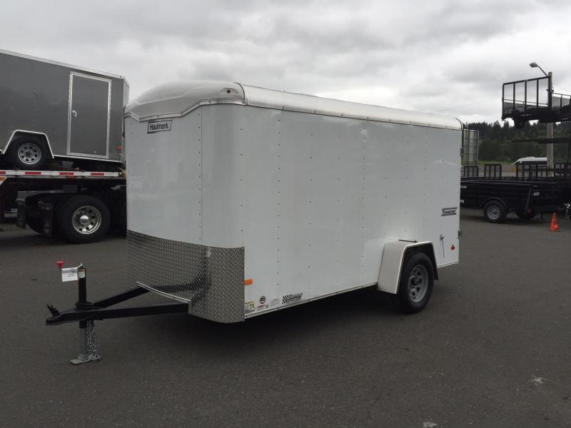 2016 Haulmark TST6X12DS2 Enclosed Cargo Trailer