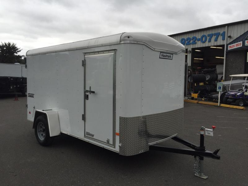 2016 Haulmark TST6X12DS2 Enclosed Cargo Trailer