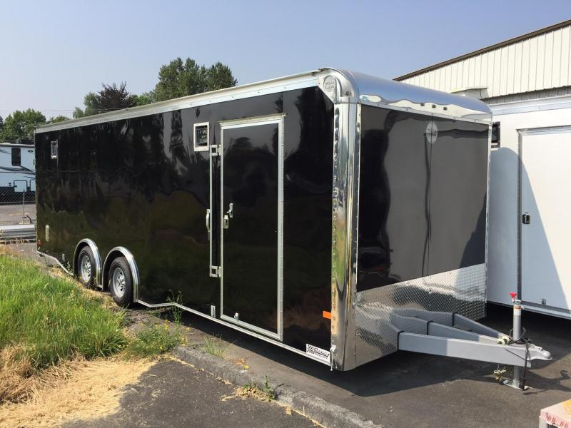 2017 Wells Cargo RFRT85X2624 Car / Racing Trailer