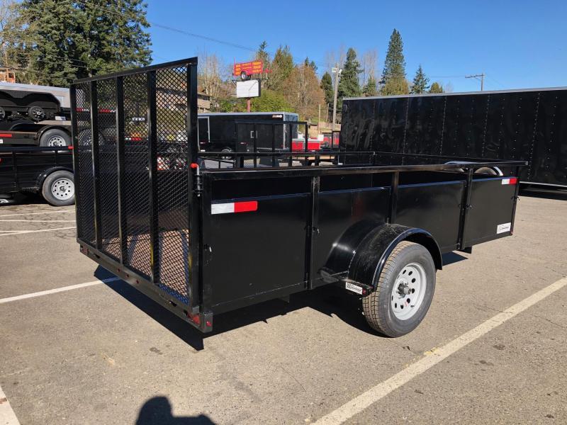 Eagle Trailer FU408SA Utility Trailer