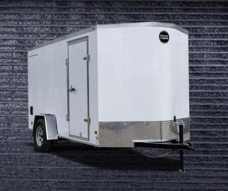 Wells Cargo Fast Trac Enclosed Cargo Trailer