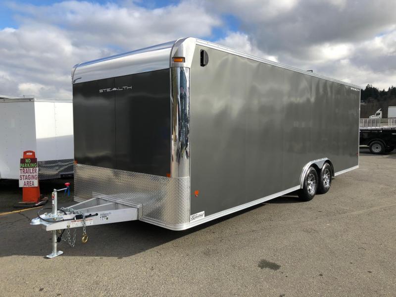 2018 CargoPro Trailers C8X24SCH-IF Car / Racing Trailer