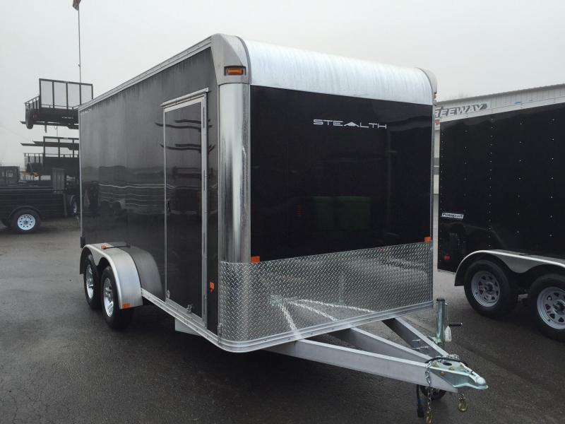 C7X16 Enclosed Cargo Trailer