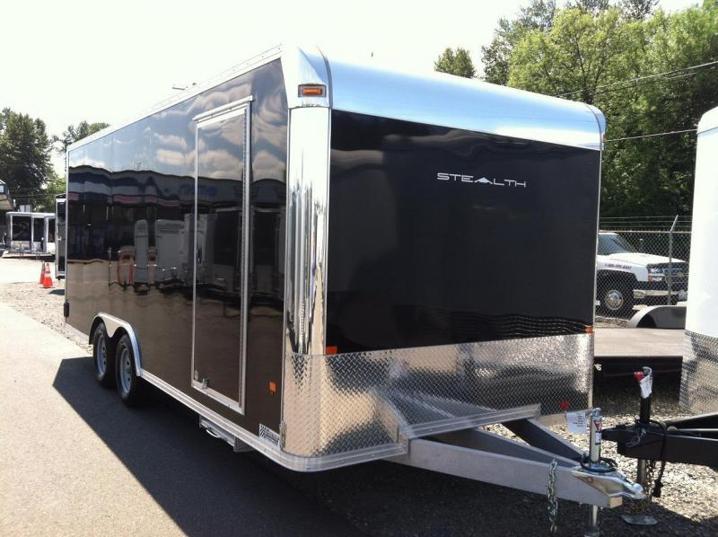 2016 CargoPro Trailers C8X20CH-STEALTH Car / Racing Trailer