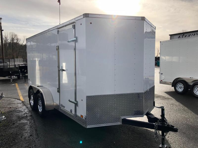 2018 Look Trailers 7' x 14' ST CARGO TRAILER Enclosed Cargo Trailer