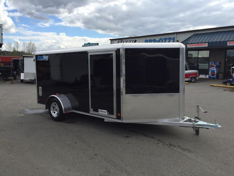 2016 CargoPro Trailers M6.5X12 Motorcycle Trailer