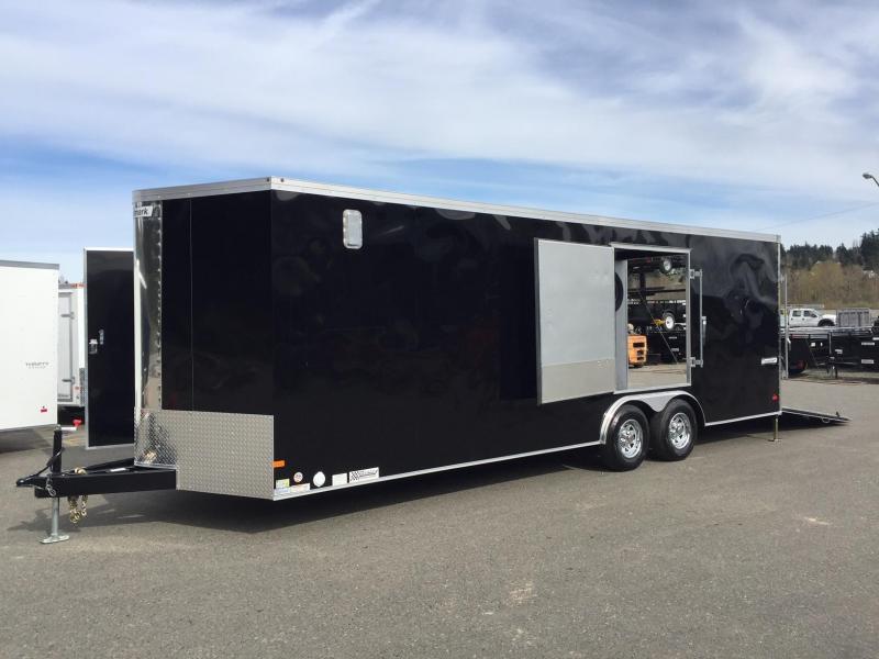 2017 Haulmark TSTV85X26WT4 Car / Racing Trailer