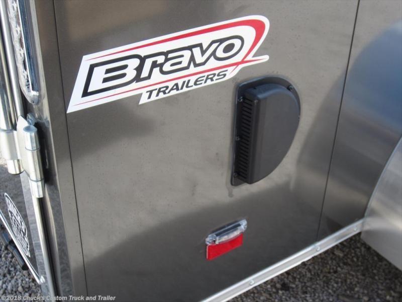 2018 Bravo 5 X 10 Ramp Door