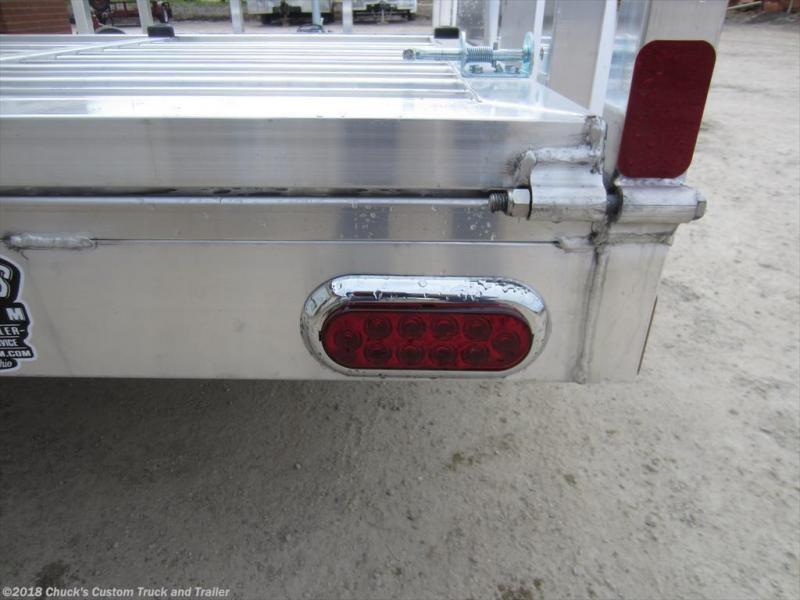 2018 ATC 5 X 10 Aluminum Tube Top