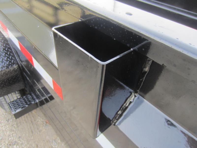 2018 Sure-Trac 82 IN X 16 LP 14K Scissor Dump