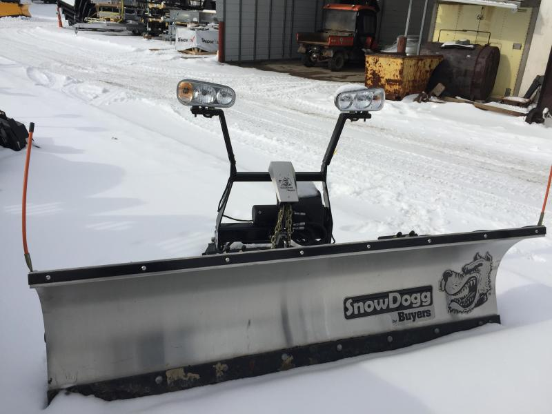 2016 SnowDogg HD80 Snow Plow